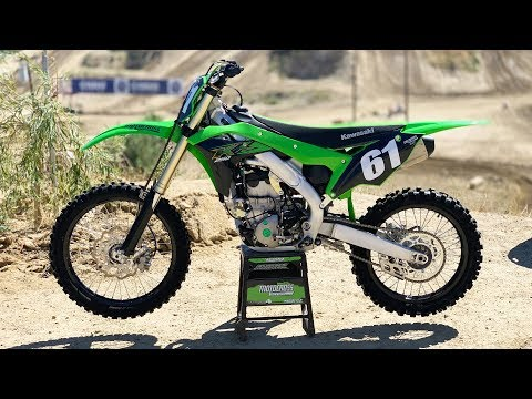 First Ride 2020 Kawasaki KX250 - Motocross Action Magazine