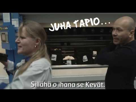 Älä jaksa. Viihdy! - Suunto Juha Tapio