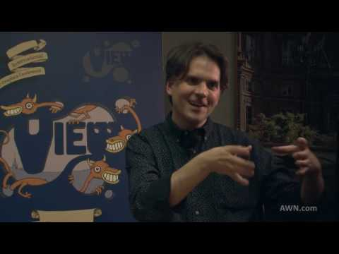 AWN Professional Spotlight: VIEW 2016/Byron Howard Part 2