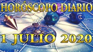 HORÓSCOPO DIARIO 1 DE JULIO 2020 Conoce Tu Suerte Conoce Tu Destino Videncia Real