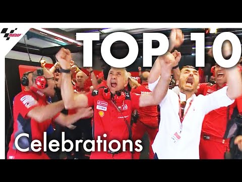 Top 10 Celebrations from 2019