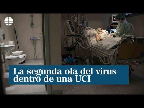 La segunda ola del virus dentro de una UCI