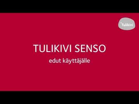 Tulikivi Senso Advantages (edut käyttäjälle)