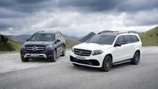OD News: 2016 Mercedes-Benz GLS-Class and GLS63 AMG revealed