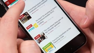 How apps can save data versus the web