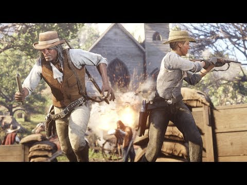 Red Dead Online Community Stream: Head for The Hills & More LIVE