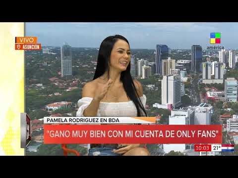 #BDAPy - Pamela Rodríguez: Trato de ser siempre yo misma