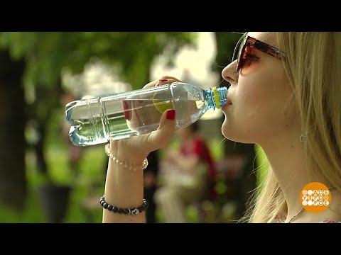 Бутилированная вода: за что платим? Доброе утро. Фрагмент выпуска от 25.06.2021