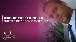Mas detalles de la muerte por manos de agentes policiales del abogado Argenis Martínez
