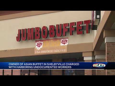 Shelbyville restaurant owner faces charges months after Chinese restaurants raided