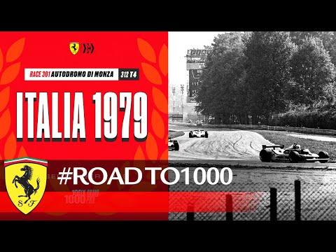 #RoadTo1000 - Italian GP 1979