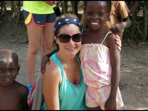 Rivier University Biology Teaching Trip to Haiti - Summer 2013