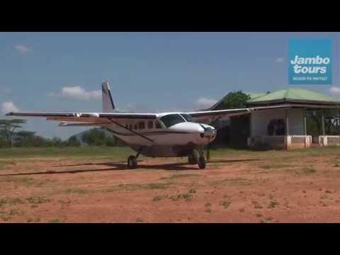 Flygsafari i Afrika - Jambo Tours