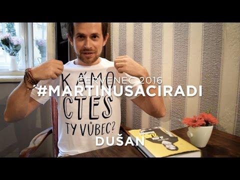 Červencové knižní tipy: Dušan - Já jsem Zlatan Ibrahimović + KNIHOTRIKO! #martinusaciradi