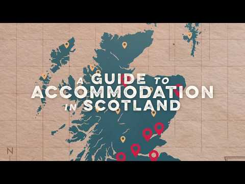 Guide to Accommodation in Scotland