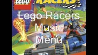 Lego Racers Music - Menu