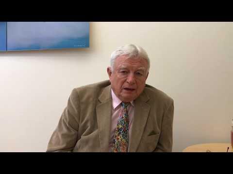 László Tabár berättar om mammografins effekter