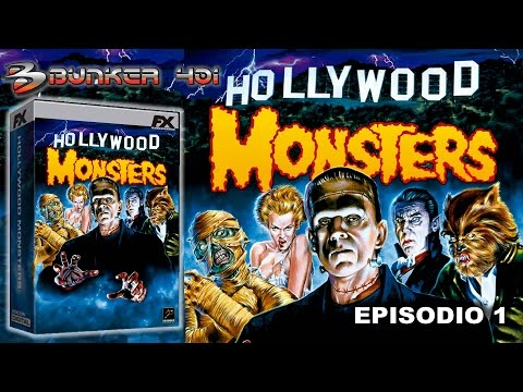 Hollywood Monsters (1997, Péndulo Studios)(PC)   Episodio 1   Longplay   Retro