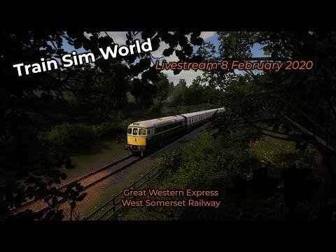 Train Sim World -- 08/02/2020