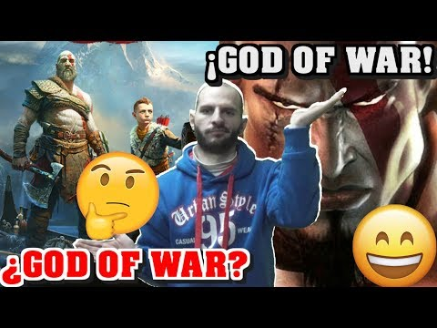 connectYoutube - ¡¡¡SORPRESA CON QUE GOD OF WAR DE PS4 NO ES UN GOD OF WAR!!! - Sasel - Noticias