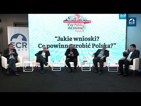 Konferencja - ks. prof. D.Oko; J.Karnowski; P.Lisicki; R.Tekieli