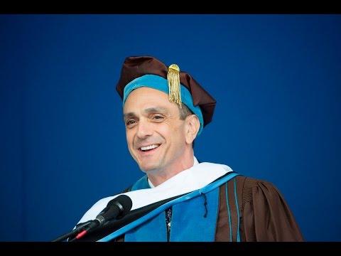 Tufts 2016 Commencement Address:  Hank Azaria, A87