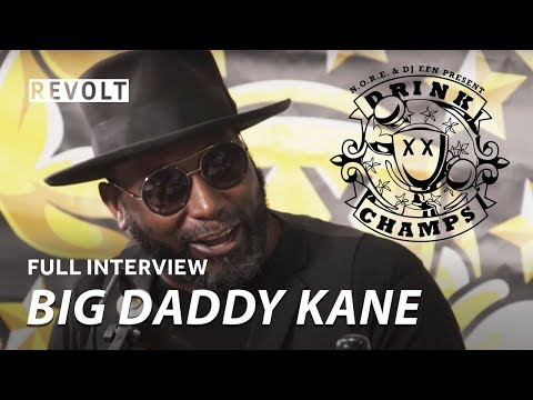 connectYoutube - Big Daddy Kane | Drink Champs (Full Episode)