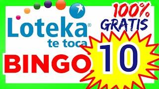 RESULTADOS de HOY...!! ((( 10 ))) BINGO hoy...!! loteria LOTEKA...!! NÚMEROS FUERTES PARA HOY..!