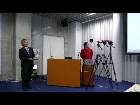 ロボット聴覚デモ ImPACT TRC 記者会見