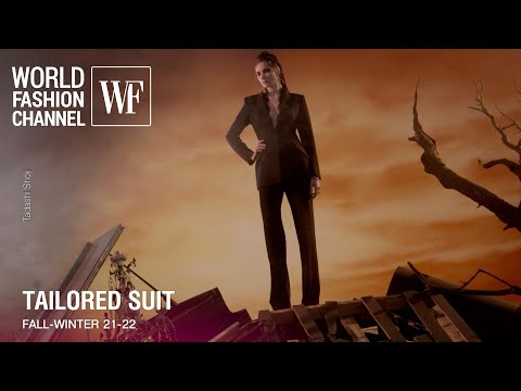 Tailored Suit | fall-winter 21-22