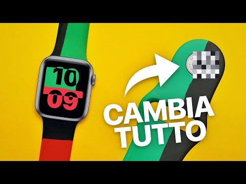 QUESTO APPLE WATCH CAMBIA IL MONDO