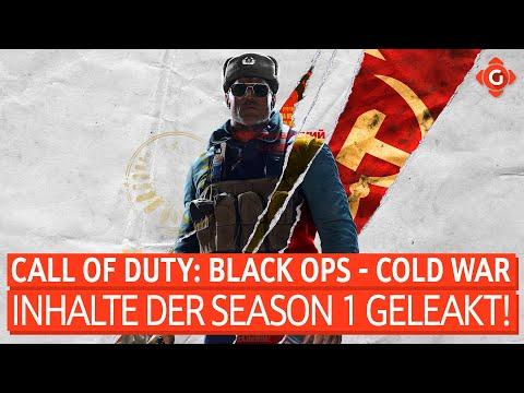 CoD: Black Ops - Cold War: Inhalte geleaked! Silent Hill: Schöpfer verlässt Sony! | GW-NEWS
