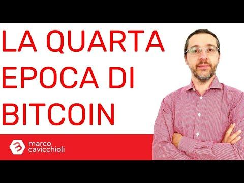 """Iniziata la """"quarta epoca"""" di Bitcoin?"""