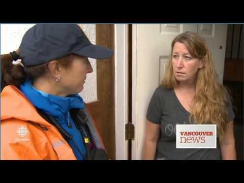 The Squamish Emergency Partnership Program on CBC News
