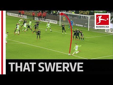 Bend It Like Arnold - Crazy Free-Kick Goal