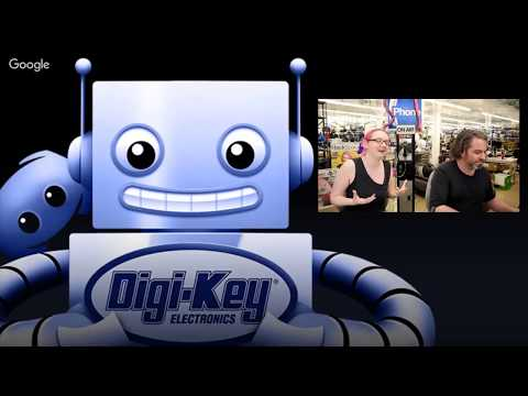 Digi-Key in the Adafruit Discord server 6/14/18 #digikeydiscord @digikey