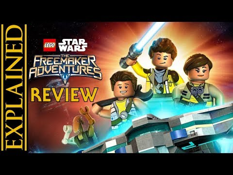 Lego Star Wars: The Freemaker Adventures Series Review