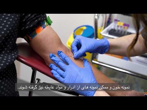 Besök Asyl-  och integrationshälsan - persiska/ dari