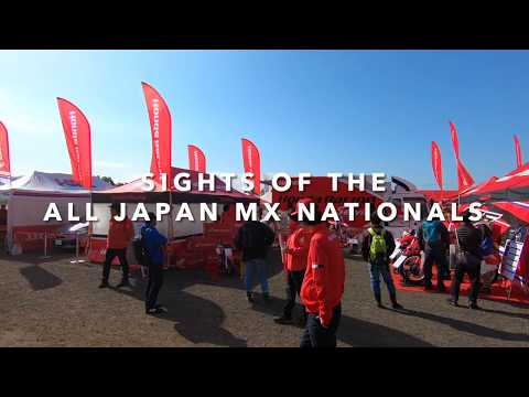 Sights of The 2018 All Japan MX Nationals | TransWorld Motocross