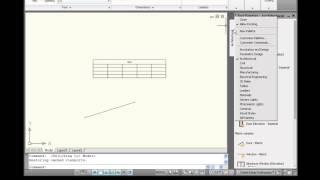 AutoCAD 2010. Урок 01.1. Интерфейс программы.