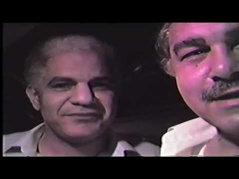 Chu Martinez y su Archivo de los Salseros video cortesia de Jose Rivera 1985
