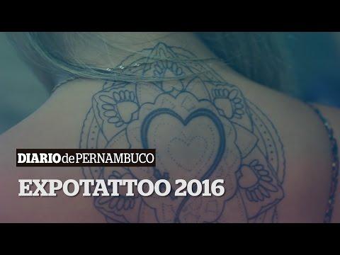 Expo Tattoo 2016 em Recife