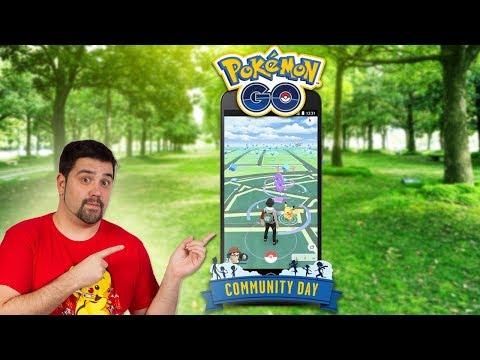 connectYoutube - ¡CONSEJOS para el NUEVO EVENTO de MAÑANA de Pokémon GO! DÍA de la COMUNIDAD [Keibron]