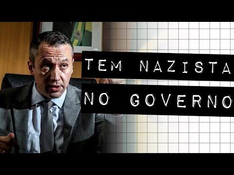 TEM NAZISTA NO GOVERNO (e você não deveria estar surpreso) #meteoro.doc