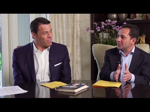 The greatest danger is being OUT of the stock market  | Tony Robbins UNSHAKEABLE  [Video 3 of 14]