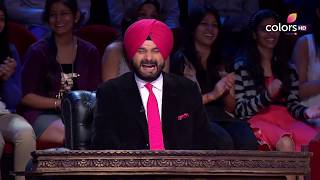 Comedy Nights with Kapil - Middle class and High class dining - COLORSTV