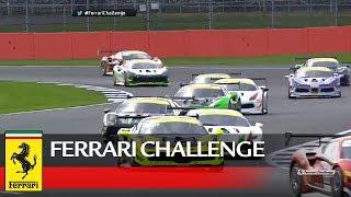 Ferrari Challenge Europe – Silverstone 2017, Coppa Shell Race 2