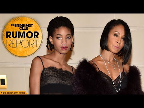 Willow Smith Revals She Saw Her Parents Having Sex