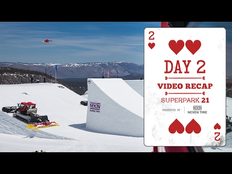 Superpark 21 Day 2 Video