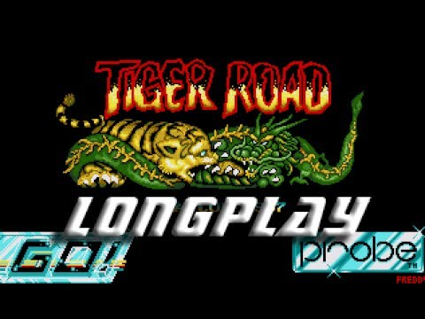 Tiger Road (Commodore Amiga) Longplay